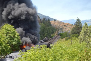Oil Train Tank Cars Are Getting Safer But What About The