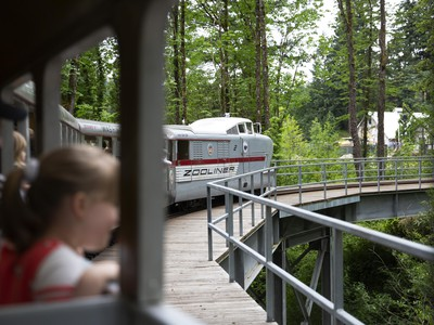 Oregon Zoo Railway To Be Recommended For National Historic Register
