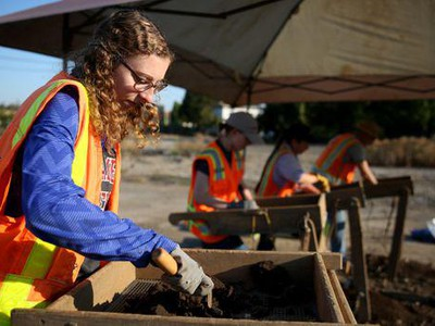 Archaeology Dig At Police Facility Site Uncovers Clues Of Early Salem