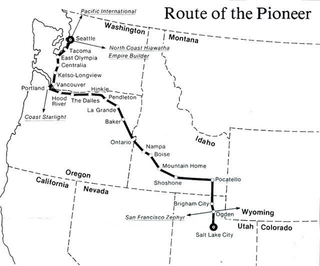 Northwest Rail Buffs Signal For Return Of Oregon Trail ...