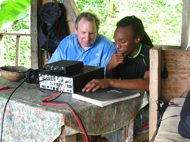 ... in the Eastern Caribbean earlier this week, phone service went down,  virtually cutting off the island. But within hours, amateur radio operators  ...