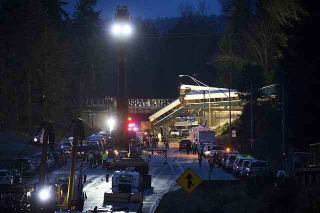Deadly 2017 Amtrak Wreck In Washington Could Have Been Prevented