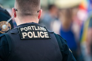Some people are unhappy with provisions about police body cameras in a new contract between the City of Portland and the Portland Police Bureau.