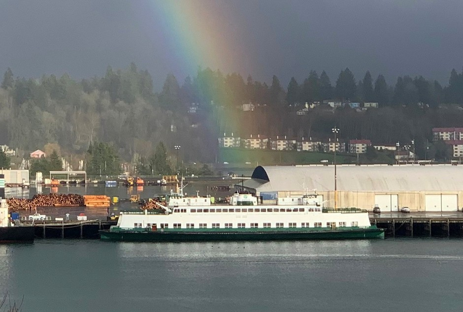 Are better times ahead for the former Washington state ferry Evergreen State now that the Port of Olympia has seized it for nonpayment of bills?