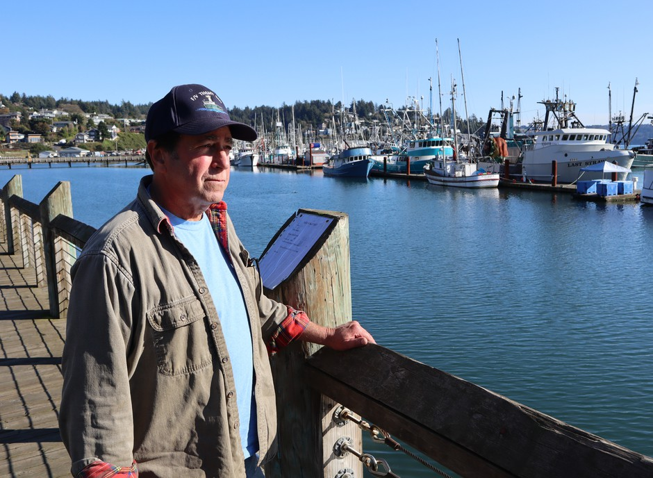 Crab fisherman Bob Eder is apprehensive about the prospect of sea otters reintroduction.