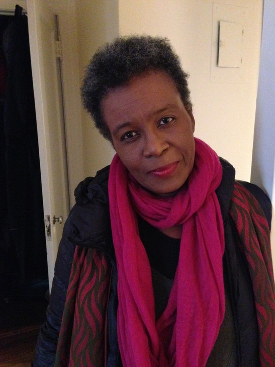 """Poet Claudia Rankine is the author of """"Citizen"""" and the founder of the Racial Imaginary Institute."""