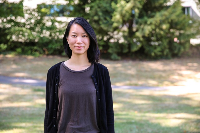 Jennifer Phung is the daughter of Chinese immigrants and works as an environmental and social justice organizer.