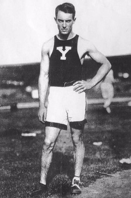 While enrolled atYale, Gilbert broke two world records in pole vaulting and tied for a gold medal in the olympics.