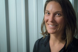 Kirsten Cook owns Gorge Greeneryin Hood River, Oregon. The shopis a certified provider of organically produced cannabis products grown in the state.