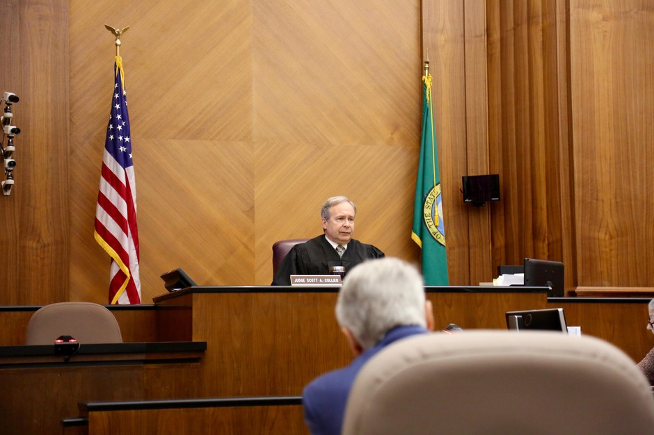 Clark County Judge Scott Collier issued a ruling Friday, Sep. 14 ordering teachers back to class.