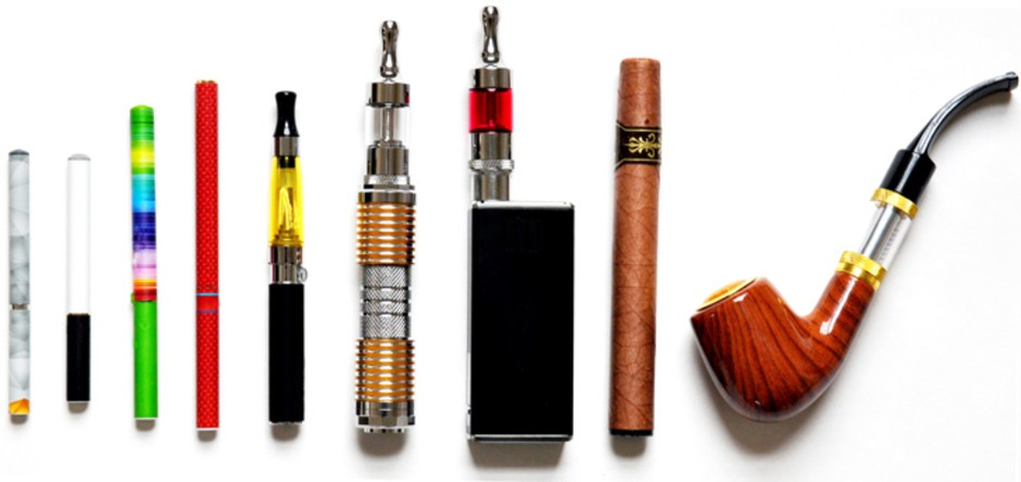Vaporizers, E-Cigs, and other Electronic Nicotine Delivery Systems (ENDS).