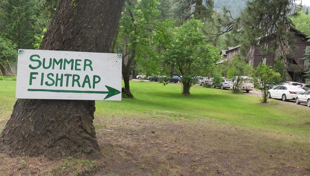 Fishtrap, the annual gathering of writers in Wallowa County, draws writers and writing teachers from around the West.