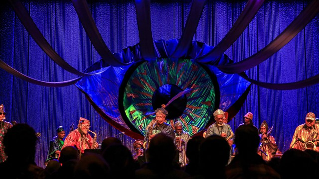 The Sun Ra Arkestra made its first appearance in Portland in three decades at this January 2019 show.