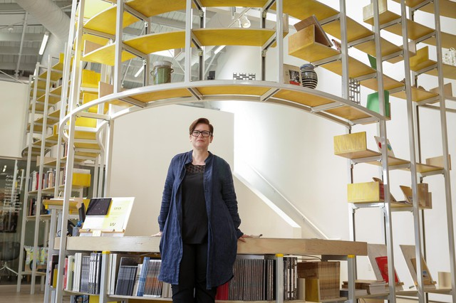 Anne Ellegood was named director of the Institute of Contemporary Art Los Angeles in summer 2019.