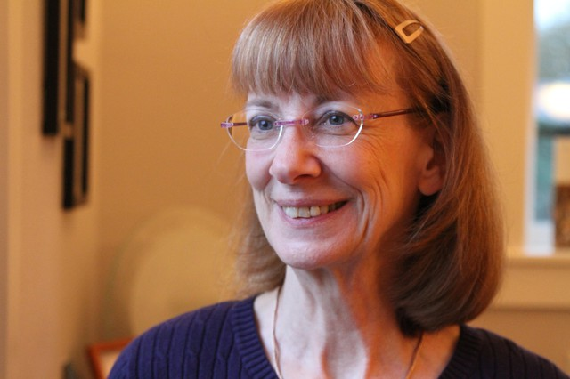Retired Portland librarian, Judy Bachman, said a new drug stopped her eyes bulging and cured her Thyroid Eye Disease.