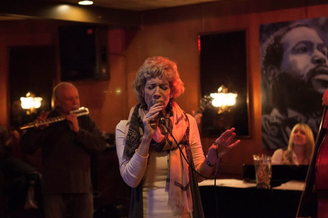 Vocalists set the mood with beautiful tunes on Sunday nights at Clyde's.