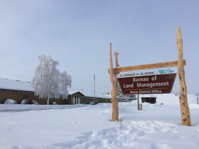 A remote video feed of the trial will be available at the Bureau of Land Management office in Burns.