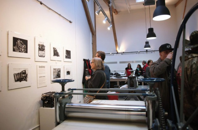 The work of Atelier 6000 (A6) will continue at Bend Art Center, including printmaking classes and shows, according to the center's staff and board.
