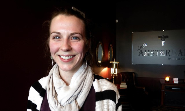 Like many Oregonians, Nicole Shaffer has let her Oregon Medical Marijuana Card lapse because the $200 annual fee isn't worth the lower cost of medical marijuana. She just buys recreational marijuana instead.
