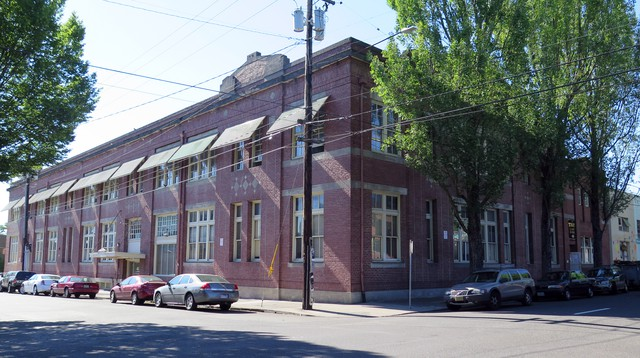 Since 1978, the Troy Laundry Building at SE 11th Ave. and Pine St. has housed dozens of artists in the city's oldest studio co-op. The sale of the building has sent the artists in search of a new home.