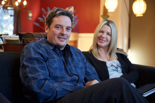 Tom Eckert and his wife, Sheri, are the co-sponsors of the Psilocybin Service Initiative.