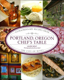 """""""Portland, Oregon Chef's Table,"""" by Laurie Wolf"""