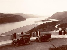 Crown Point, circa 1914 by George Weister