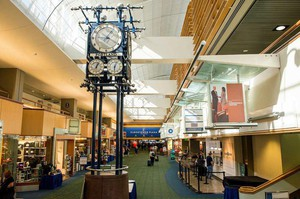 PDX's selection of local vendors for both retail and food captured the No. 1 spot, again, in Travel + Leisure's annual list of America's best airports.