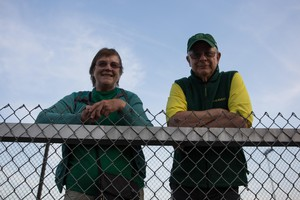 Nancy and David Allan live in Sandy and make regular trips to Eugene for track meets and other sporting events.