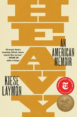 "Kiese Laymon's memoir, ""Heavy,"" made several Best-of-the-Year lists in 2019."