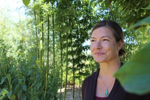 Amy Garrett has been researching dry farming since 2013 and started her own case studies in 2015 in the Willamette Valley.