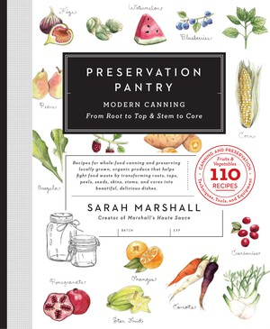 "Portlander Sarah Marshall sees her new cookbook as ""a fun way home cooks can decrease food waste."""