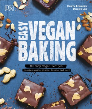 """Easy Vegan Baking,"" co-authored by Portlander Daniele Lais, offers 80 recipes for cookies, cakes, pizzas, breads and more. The book promises easy-to-find ingredients and straightforward techniques."