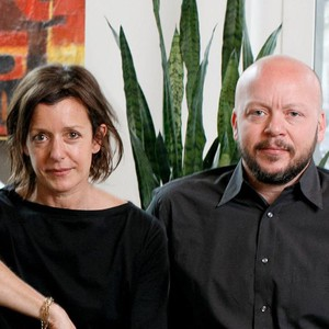 Kim Kovel (left), material and color innovator at Nike, and Jeff Kovel, founder and principal at Skylab Architecture.