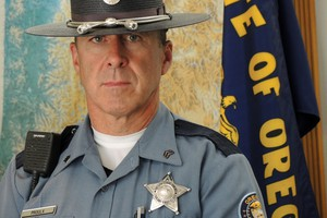 Sergeant First Class Jeff Proulx is with the Oregon State Police.