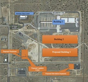 Apple is proposing a new data center in Prineville.
