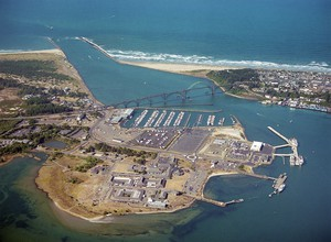 OSU is planning to build a new $50 million dollar marine science research center in Newport's tsunami zone.