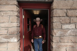 Arizona rancher LaVoy Finicum is among the men occupying the Malheur National Wildlife Refuge.