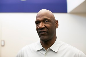 Former Trail Blazers star Terry Porter is taking on a new challenge: coaching the University of Portland Pilots.