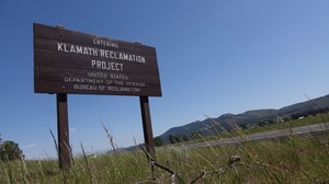 Water shortages in the Klamath Basin have caused tensions for decades.