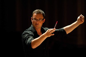 Matthew Halls was fired as the artistic director of the Oregon Bach Festival in late August 2017.