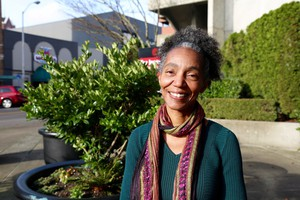 Cecelia Towner is the founder of Black Lives Matter Vancouver, Washington.
