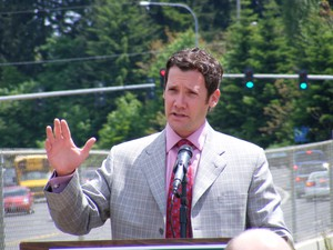 Vancouver Mayor Tim Leavitt says that by declaring an affordable housing state of emergency the city is taking an important step towards addressing the city's housing problems.