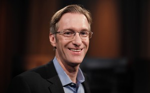 Portland mayoral candidate Ted Wheeler. He is currently serving as theOregon state treasurer.