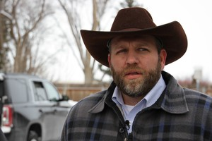 Ammon Bundy was the leader of the armed occupation at the Malheur National Wildlife Refuge.