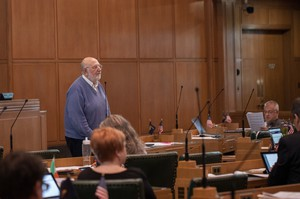 Rep. Mitch Greenlick, D-Portland, has introduced a joint resolution calling on the state to ensure that every resident has access to effective and affordable health care as a fundamental right.