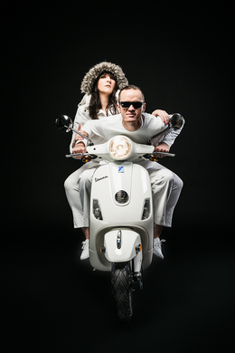 As sketch duo The Aces, Shelley McLendon and Michael Fetters make comedy for the thinking man — sketches and stories as smart as they are entertaining.
