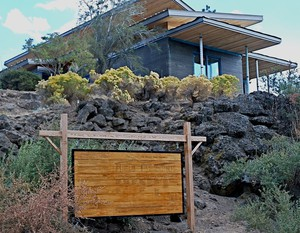 Desert Rain, the first house in the world certified for the Living Building Challenge.