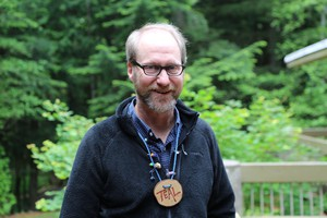 Dan Prince, coordinator of Multnomah Education Service District's Outdoor School program.