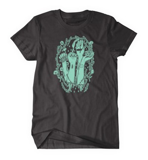 """The """"Humanity Tee"""" highlights """"the interconnections of a complicated world."""""""